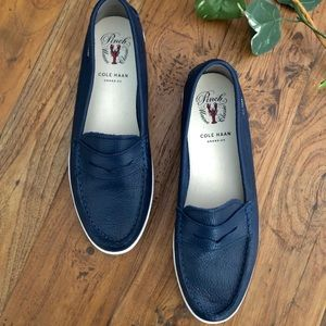 Cole Haan Pinch Maine Classic Navy loafers